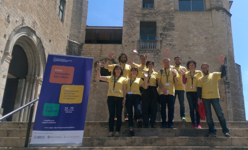 Girona Organising Team